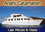 anahi catamaran last minute travel deals