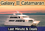 Las minute deal aboard the Galaxy M/Y